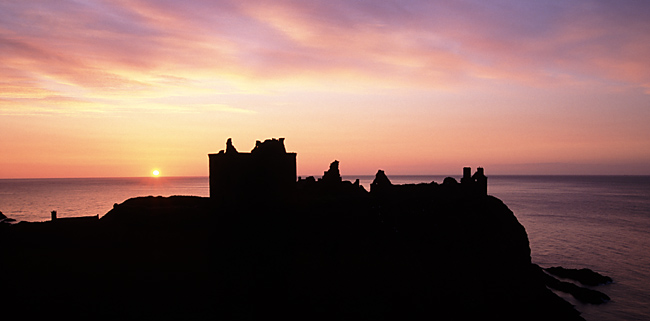 Dunottar at Dawn